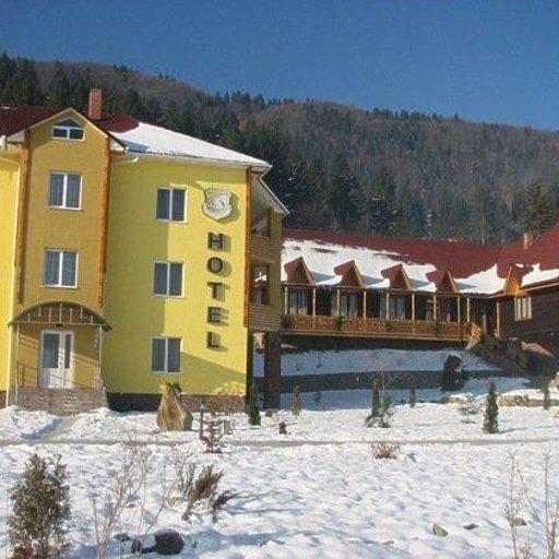 Новый год в Карпатах: База отдыха «Сокильское»