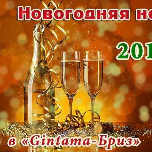 Новый год 2016 под Киевом (Джинтама-Бриз)