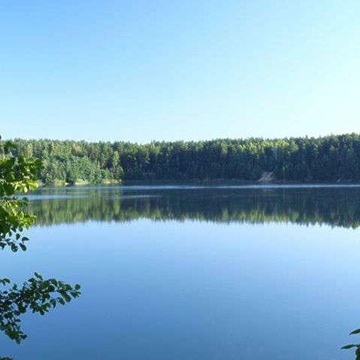 Чернигов. Голубые озера.