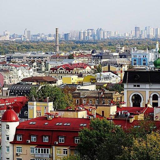 Экскурсия по Киеву пешеходная